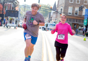 New Running Events in West Virginia Target Young People, CasualRunners